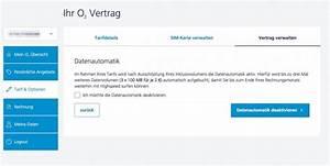 O2 Rechnung Online Einsehen Kostenlos : o2 datenautomatik endlich selbst online abstellen ~ Themetempest.com Abrechnung