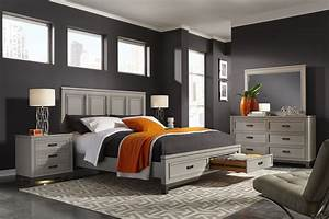 Central Park Storage Bedroom Suite By Bay HOM Furniture