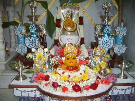 lakshmi pooja decorations youtube