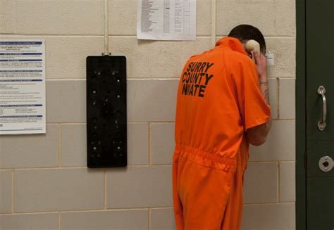 inmate phone calls mt airy news surry county detention center supervisor