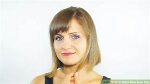4 Ways to Make Blue Eyes Pop  wikiHow