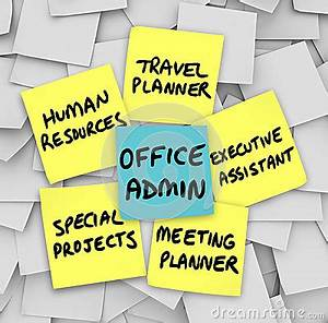 Business clipart office administration - Pencil and in ...