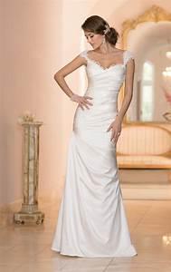 extravagant stella york wedding dresses modwedding With stella wedding dress