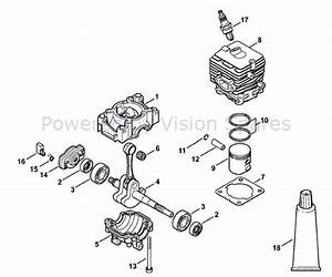 29 Stihl Fs 70 Rc Parts Diagram