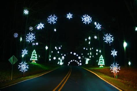 the best lights road trip in carolina in 2016