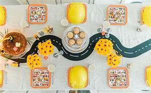 Deko Ideen Kindergeburtstag : deko ideen zum kindergeburtstag mit bagger woman at ~ Whattoseeinmadrid.com Haus und Dekorationen