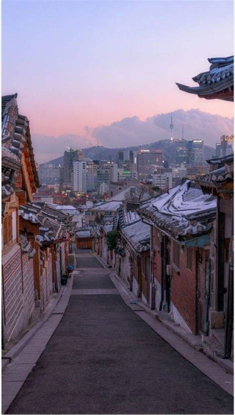 Seoul Iphone Wallpaper  South Korea Amino