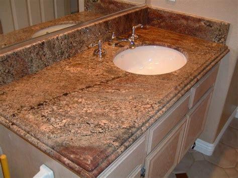 creama bordeaux granite vanity countertoo designs