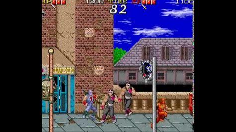 Ninja Ryukendengaiden 2 Player Arcade Game 60fps Youtube