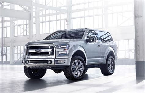 ford bronco  speed manual review concept release