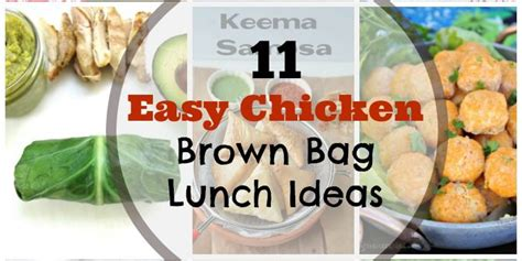 brown bag lunch ideas recipes the foodie affair