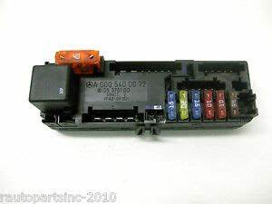 Fuse Box Diagram On 1998 Mercedes E430 : 2000 mercedes e320 e430 fusebox fuse relay box block oem a ~ A.2002-acura-tl-radio.info Haus und Dekorationen