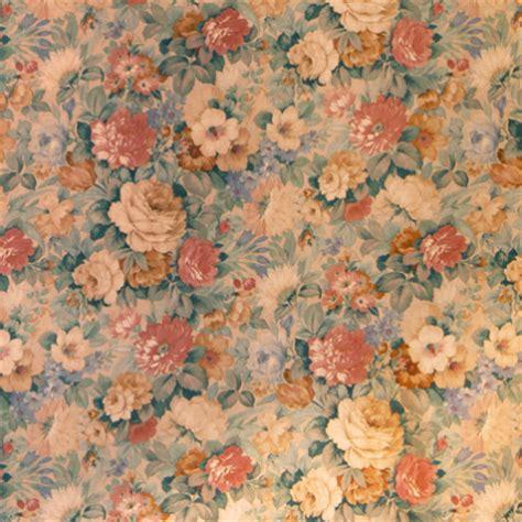 Tapisserie Fleurs by Papier Peint Fleurs Vintage