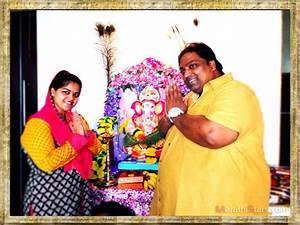 Marathi Actor Actress Ganpati festival celebration photos ...