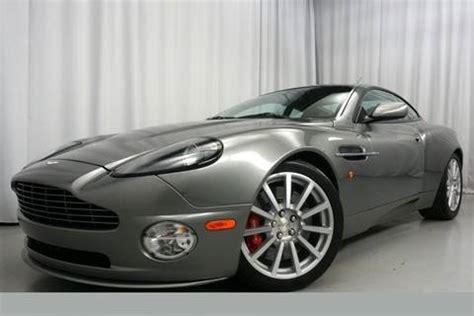 Aston Martin Kansas City by Aston Martin V12 Vanquish For Sale Carsforsale