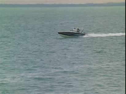 Miami Vice Crockett Sonny Boat Speed Payback