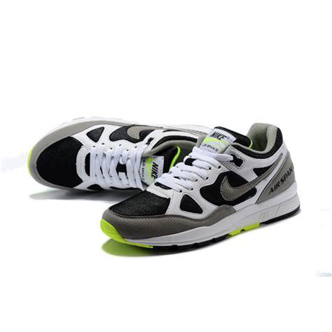 lēti nike air span vīriešu apavi balti pelēki zaļi ...