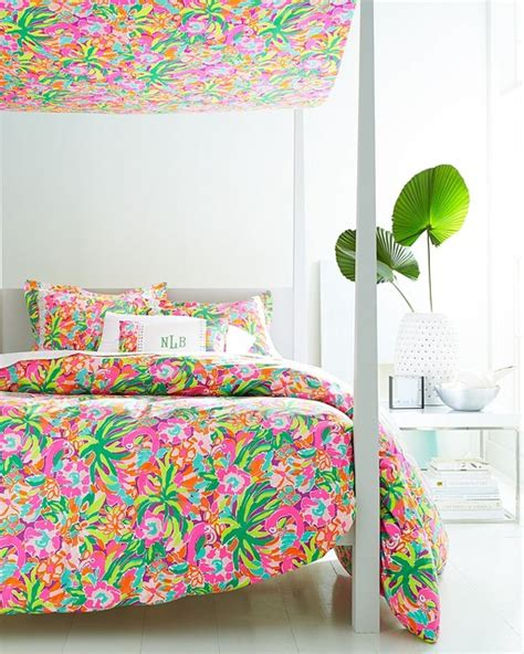 lilly pulitzer lulu bedroom tropical bedroom burlington by garnet hill