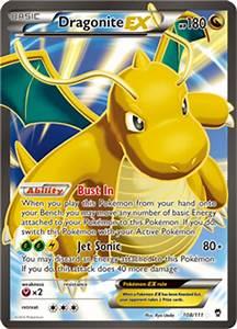 Dragonite-EX | XY—Evolutions | TCG Card Database | Pokemon.com