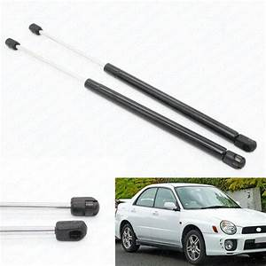 2pcs Auto Tailgate Boot Lift Supports Shock Gas Strut For