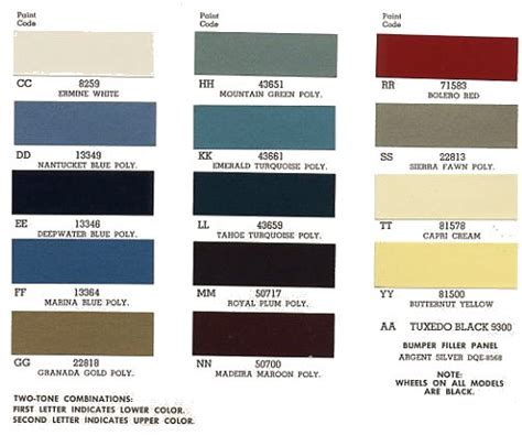 royal paint color chart pictures to pin on