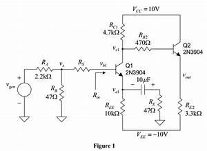 Amplifier Schematic Diagram