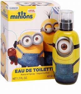 Toilette Für Kinder : ep line minions eau de toilette f r kinder 50 ml ~ Markanthonyermac.com Haus und Dekorationen