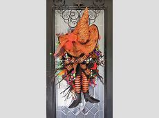 Picture Frames Whimsical Halloween Wreaths 2