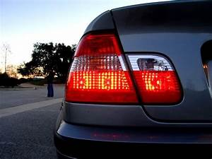Complete Diy For Updating E46 Tail Lamps  Rear Fogs To Euro