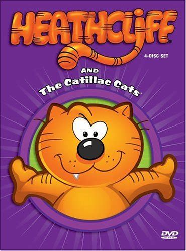 heathcliff   catillac cats episode guide dic ent bcdb