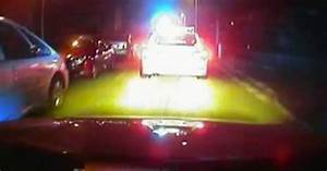 """Dashcam footage shows """"utterly reprehensible"""" moment man ..."""