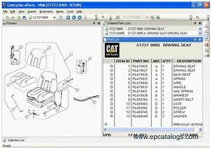 Caterpillar Forklift Linkone Spare Parts Catalog Download
