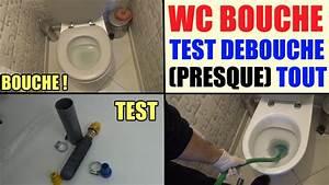 Acide Chlorhydrique Canalisation : d boucher wc canalisation test d bouche tout cologique ~ Dode.kayakingforconservation.com Idées de Décoration