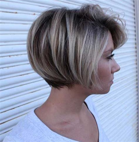 astonishing short bob haircuts  pretty women
