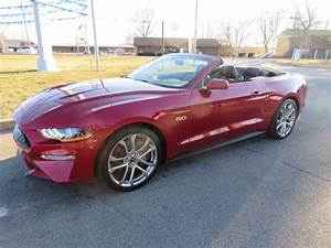 New 2020 Ford Mustang GT Premium Convertible Convertible in Clinton #99502 | Anderson Ford of ...
