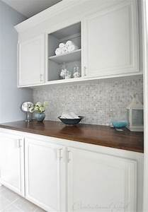 painted bathroom cabinets centsational girl With how to paint bathroom cabinets white