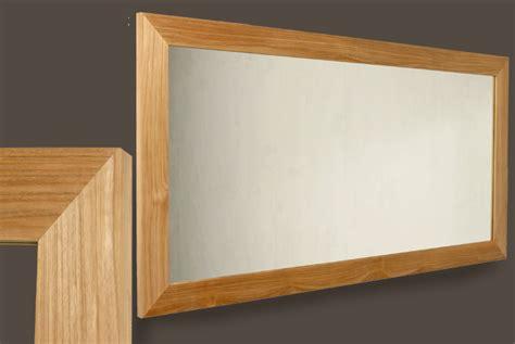 teak  oak bathroom furniture mirrors