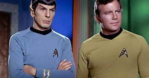 Introducing a viewer to Star Trek for the very first time ...