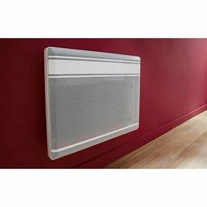 Radiateur à Rayonnement : radiateur lectrique rayonnement celcia 1500 w leroy ~ Melissatoandfro.com Idées de Décoration