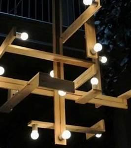 Lustre Bois Design : lustre en bois de palette zv14 jornalagora ~ Teatrodelosmanantiales.com Idées de Décoration