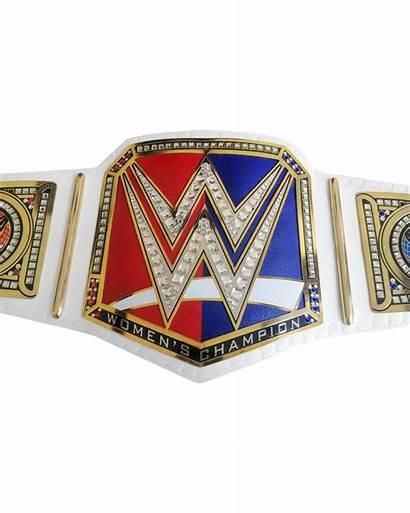 Heavyweight Championship Belt Vs Womens