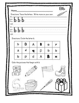 fundations lowercase letters unit 1 kindergarten