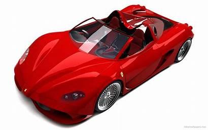 Ferrari Future Concept Wallpapers Cars Convertible 3d