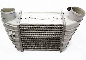 Lh Turbo Intercooler 00-06 Audi Tt Mk1 - 1 8t 225 Hp