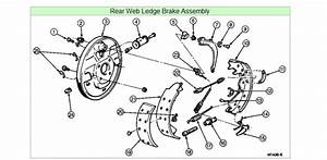 Need F350 Drum Brakes Diagram