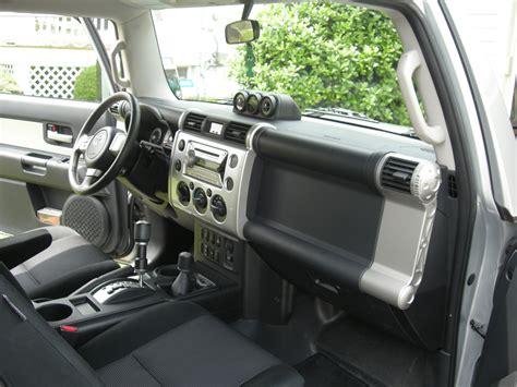 toyota fj cruiser interior pictures cargurus