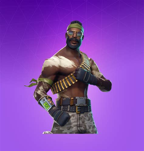 fortnite bandolier skin outfit pngs images pro game