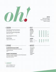 Clean Clear Design  Simple Formatting  Nice Overall Cv