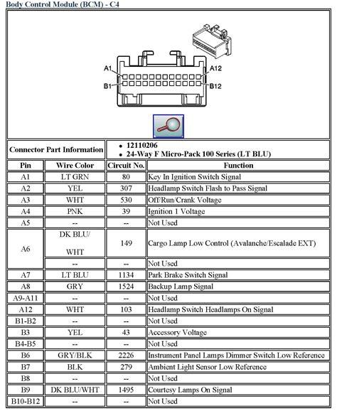 1995 Gmc Instrument Cluster Wiring Diagram by 2000 Chevy Silverado Fuel Wiring Diagram