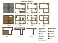 Minecraft Simple House Floor Plans by 1000 Ideas About Minecraft Blueprints On Pinterest